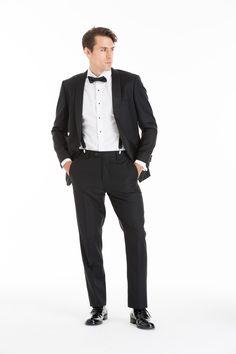 40 best Groom Suit Black images on Pinterest in 2018   Wedding ...