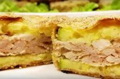 Un super deliciu din dovlecei în doar 5 minute! - Bucatarul Sandwiches, Food, Essen, Meals, Paninis, Yemek, Eten