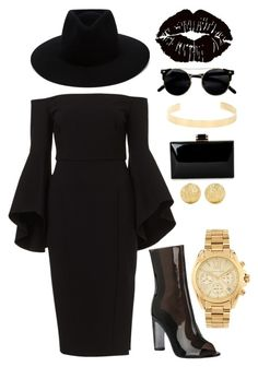 """Flare Bucci"" by believeindiamonds on Polyvore featuring rag & bone, Jennifer Fisher, Carolina Bucci and Michael Kors"