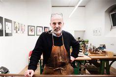 Bertram Safferling, Atelier della Pipa, Bolzano