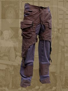 Certain Survival Gear Off Grid Tactical Pants, Tactical Clothing, Steampunk Pants, Paperbag Hose, Apocalyptic Fashion, Cargo Pants, Boutique Clothing, Work Wear, Cool Outfits