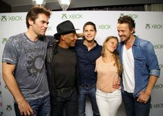 REVOLUTION tv show photos | Revolution - Comic-Con 2013 - Cast - Revolution (2012 TV Series) Photo ...