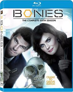 Bones: The Complete Sixth Season [Blu-ray]: http://www.amazon.com/Bones-Complete-Sixth-Season-Blu-ray/dp/B005GT3XGS/?tag=prob08-20