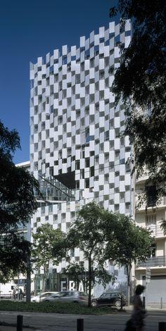 Kengo Kuma - Contemporary Arts Center