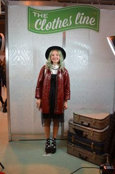 Millie - one of our style ambassador Clothes Show winners