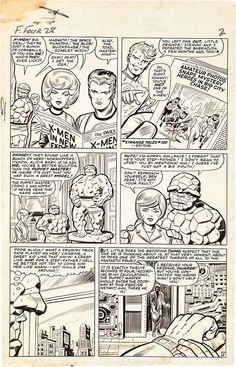 Fantastic Four - Jack Kirby