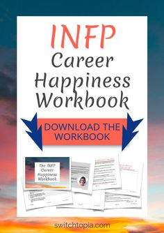 Free INFP Career Happiness Workbook - Switchtopia