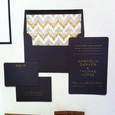 high end elegant wedding invitations east nashville