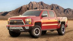 Chevrolet Silverado Reaper joins Ford's SVT Raptor as an Angry Birds truck   Motoramic - Yahoo Autos