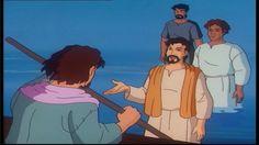 Jeesus - Kuningaskunta ilman rajoja   Rikas ja köyhä mies   TV7