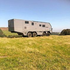 Overland Truck, Overland Trailer, Expedition Truck, Diy Camper, Truck Camper, Luxury Rv, Adventure Campers, Bug Out Vehicle, Off Road Camper