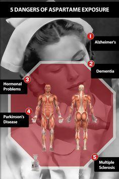 Dangers of Aspartame Exposure