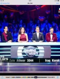 Jury of dancing with the stars
