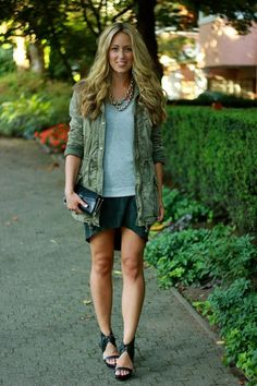 Style Panel: Transitioning summer wardrobe into fall, Cara McLeay