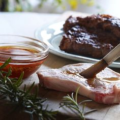 Marinade til svinekød - Opskrifter