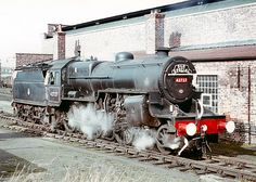 LMS Crab Class 2-6-0 by Hughes at Crewe and Horwich Works