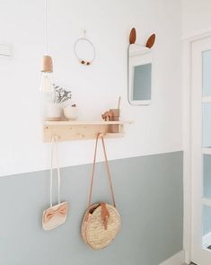 my scandinavian home: A Thoughtfully Curated Dutch Family Home my scandinavian home: A Thoughtfully Curated Dutch Family Home The post my scandinavian home: A Thoughtfully Curated Dutch Family Home appeared first on Babyzimmer ideen. Decoration Hall, Half Painted Walls, Half Walls, Scandinavian Home, New Room, Girl Room, Baby Room, Kids Bedroom, Home And Family