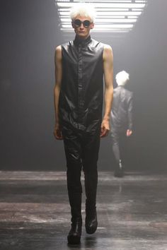 Julius Menswear Spring Summer 2015 Paris - NOWFASHION