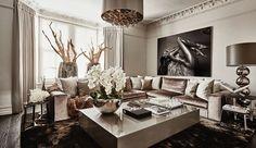 Main livingroom coffee table