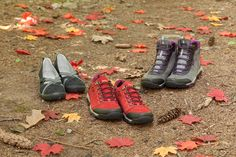 From wooded trails to city streets, these smart, versatile Jambu shoes steer you through the hikes you love.