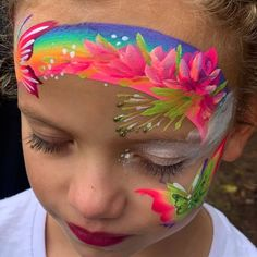 Face Painting Supplies, Face Painting Tips, Paint Supplies, Face Painting Designs, Paint Designs, Body Painting, Face Paintings, Face Skin, Face And Body