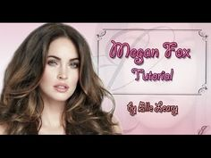 Megan Fox Makeup Tutorial, Natural gold smokey eye- Elle Leary Artistry