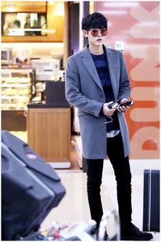 Jung Joon Young Asian Fashion, Boy Fashion, Jung Joon Young, Korean Variety Shows, We Get Married, Rock Music, Korean Singer, A Good Man, Actors