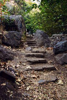 Solstice Canyon Trail, Santa Monica Mountains National Recreation Area, California