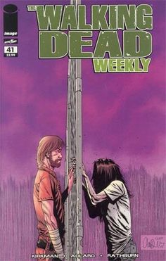 Walking Dead Weekly #41: Death surrounds them.