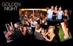 Golden Night @ Bordopiscina Pescara 11.08.2012
