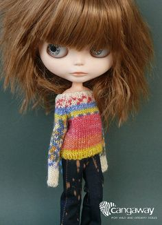 Blythe, Winter collection por cangaway en Flickr
