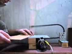 Самодельный электролобзик