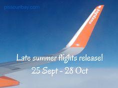 easyJet release their late summer flights today #easyjet #cyprus #flights #latesummer https://plus.google.com/+PissouribayCyp/posts/WyHDoD6ceKR