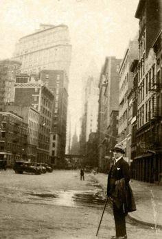 Владимир Маяковский в Нью-Йорке, 1925 г.