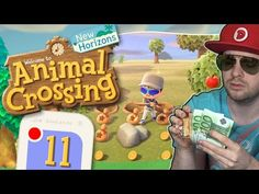 Animal Crossing: New Horizons - YouTube Nintendo Ds, Nintendo Switch, Animal Crossing, Cool Stuff, Youtube, Animals, Animales, Animaux, Animal