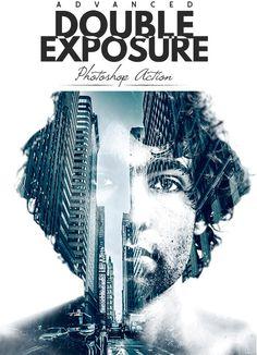 Double Exposure Photo Effect Photoshop Tutorials | PSDDude