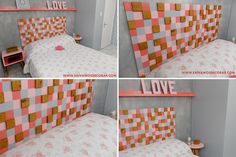 DIY 5 cabeceiras para cama que você mesma pode fazer 2