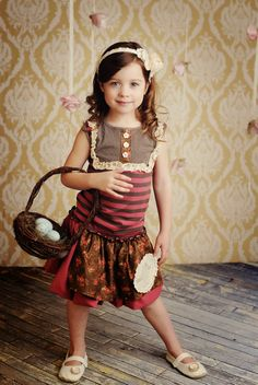 This site has the most darling baby girl clothes! This site has the most darling baby girl clothes! This site has the most darling baby girl clothes! Little Girl Outfits, Cute Outfits For Kids, Little Girl Fashion, Cute Kids, Kids Fashion, Young Fashion, Persnickety Clothing, Bubble Skirt, Kid Styles