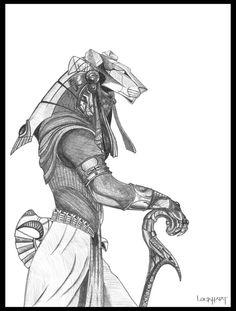 Image detail for -Stargate Warrior -Sekhmet by ~LockhartSkye on deviantART
