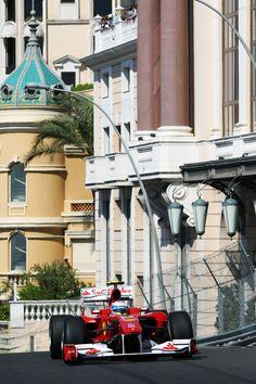 Ferrari F1 Monaco