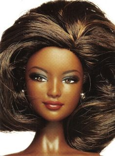 African American Barbie Doll