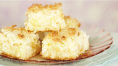Homelife - Lemon Coconut Slice