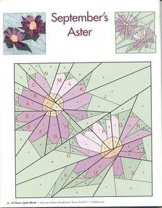 Пэчворк схемы по изготовлению красивых цветов и вещей