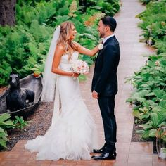 A-list music manager Scooter Braun married F--- Cancer CEO Yael Cohen in Whistler, B.C., Canada, on July 6. Their celebrity guests included his clients Justin Bieber and Carly Rae Jepsen, as well as Ed Sheeran and the bride's close friend Sophia Bush.