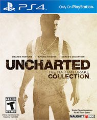 Uncharted: The Nathan Drake Collection for PlayStation 4 | GameStop