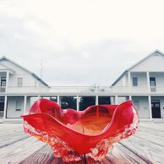 """Under the sea, wish I could be..."" #art#artglass#waves#water#red#redtide#seaside#seasidefl#850#sowal#ocean#beach#beachhouse#decor#design#interiordesign#designinspo#homedecor#hey30A#30A"