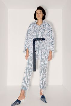 See the complete Faustine Steinmetz Fall 2017 Ready-to-Wear collection.