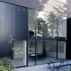 VDE-L Residence, Photo by Koen van Damme