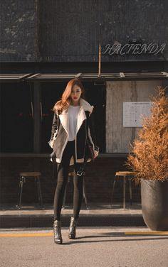 All Korean Fashion items up to 70%OFF!  #coat #fleecedlinecoat #fleecedline
