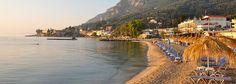 Benitses Beach Corfu, Greece Travel, Islands, Swimming, Sun, Beach, Swim, The Beach, Greece Vacation